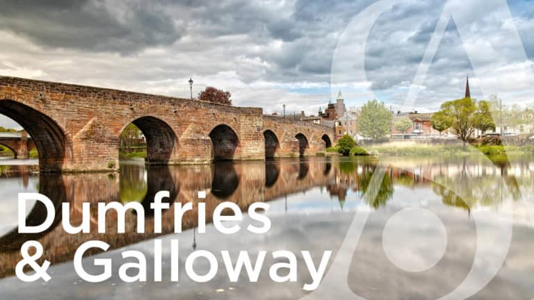 Dumfries and Galloway Group online meet-up