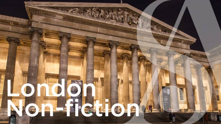 London Non-Fiction Group meet-up
