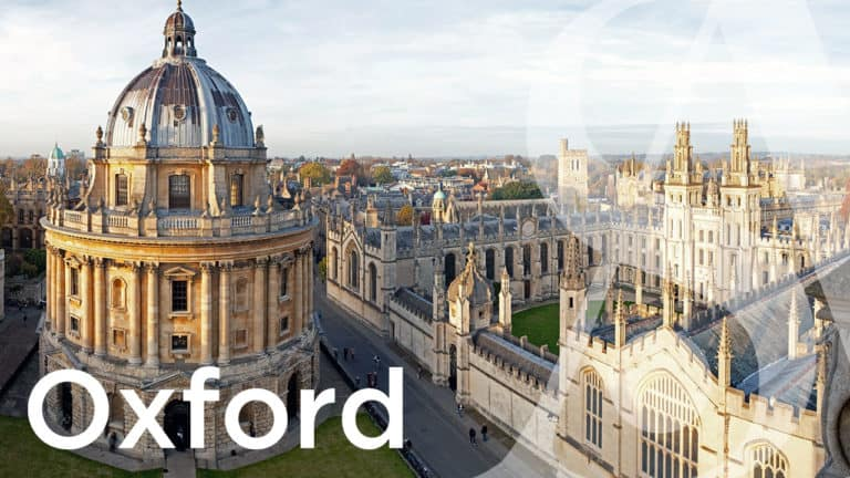 Writers in Oxford: Writers and a Sense of Place