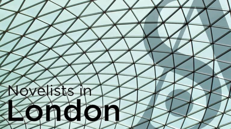 Novelists in London online meet-up