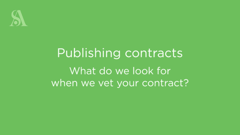 What do we look for when we vet your contract?