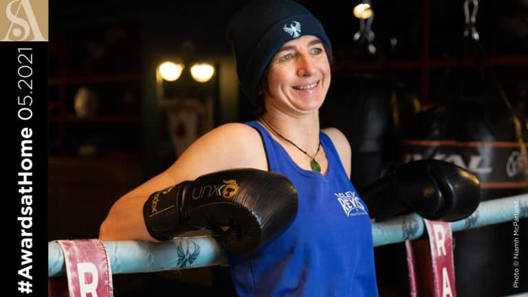 Feel Good Friday – Boxing with Kombat Kate