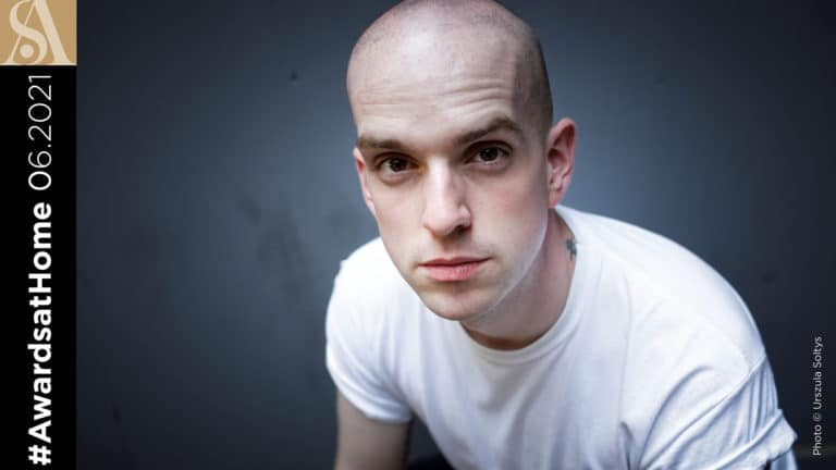 Feel Good Friday – Positive Poetry Party with Andrew McMillan